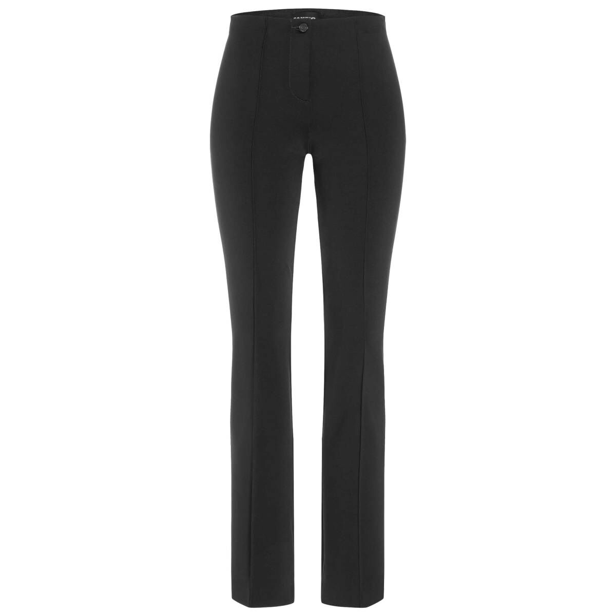 Cambio trousers ROS FLARED 6323-0350-01 black at Penninkhoffashion.com
