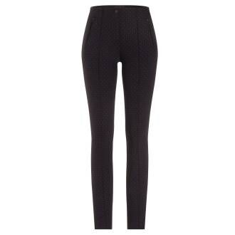 Cambio Trousers Cambio  ROS ZIP LONG 6753-0383-01