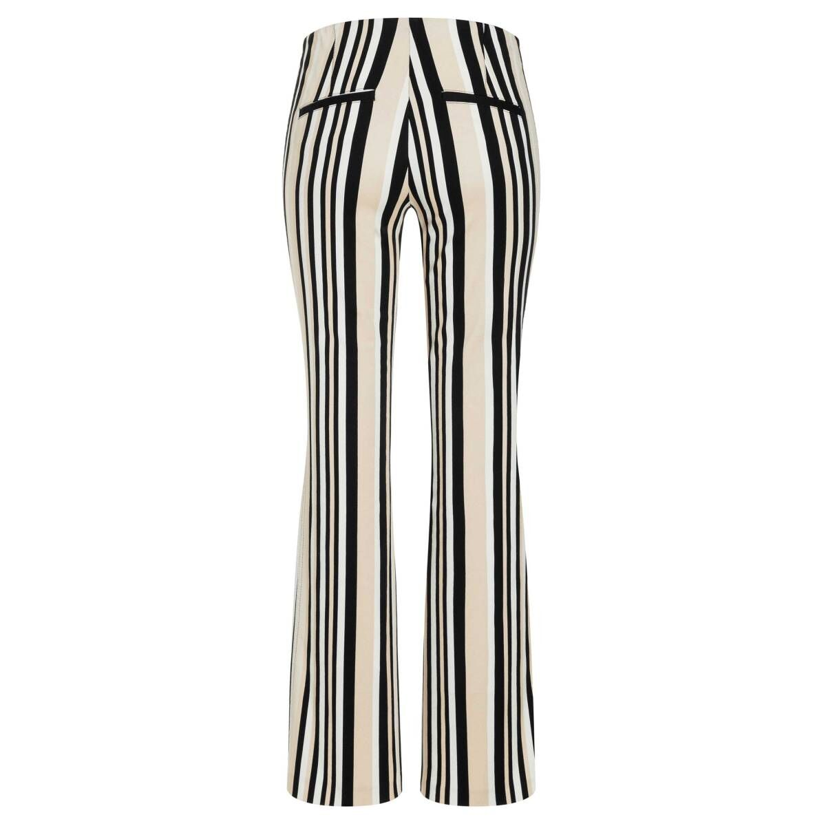 Cambio trousers ROS FLAIR 8782 0350 05 Taupe by