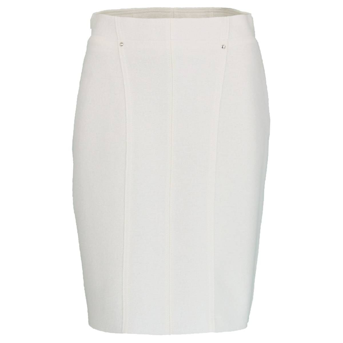 Marc Cain skirts KC7155 J30 off white at Penninkhoffashion.com