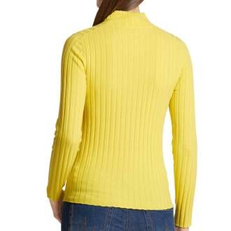 Marc Cain pullovers KC4150 M53 yellow at Penninkhoffashion.com
