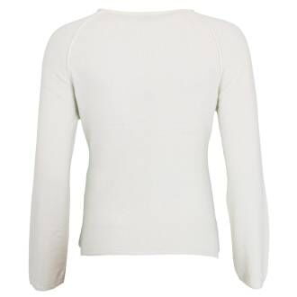 Marc Cain pullovers KC4161 M81 ivory at Penninkhoffashion.com