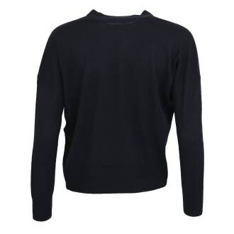 Marc Cain  pullovers NC4111 M50 Black by Penninkhoffashion.com