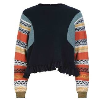 High Pullover High  AMPLIFY 751222