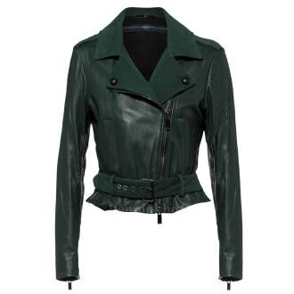 High blazers COHORT 762077 Green by Penninkhoffashion.com