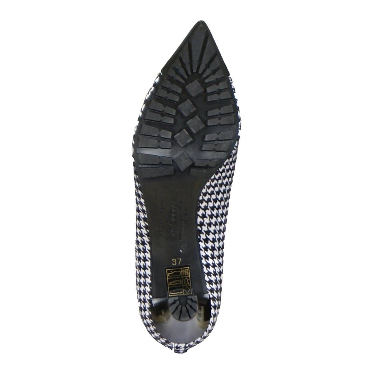 Voltan pumps 32002 black at