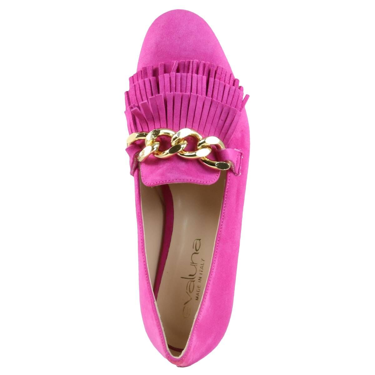 975f5e45f37 Evaluna loafers 523 fuchsia at Penninkhoffashion.com
