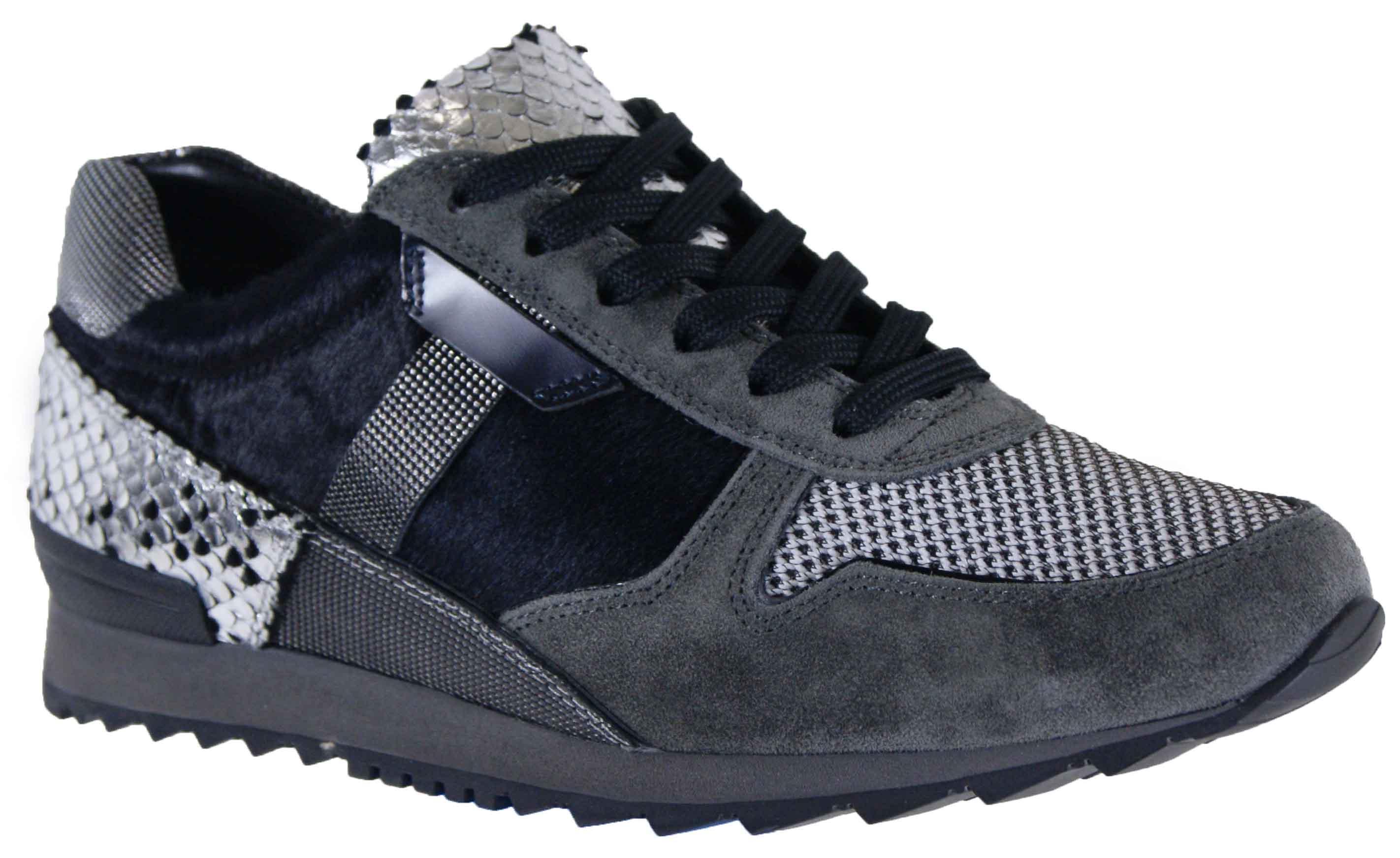 kennel schmenger sneakers 21 18310 grey at. Black Bedroom Furniture Sets. Home Design Ideas