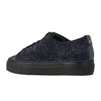 Attilio Giusti Leombruni sneakers D925065RGKV black at Penninkhoffashion.com