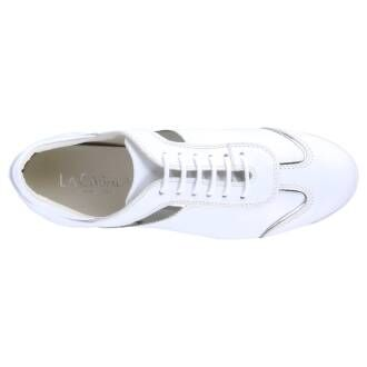 La Cabala sneakers L902004NGK white at Penninkhoffashion.com