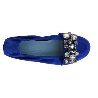 Kennel & Schmenger ballerinas 91 10450 light gray at Penninkhoffashion.com