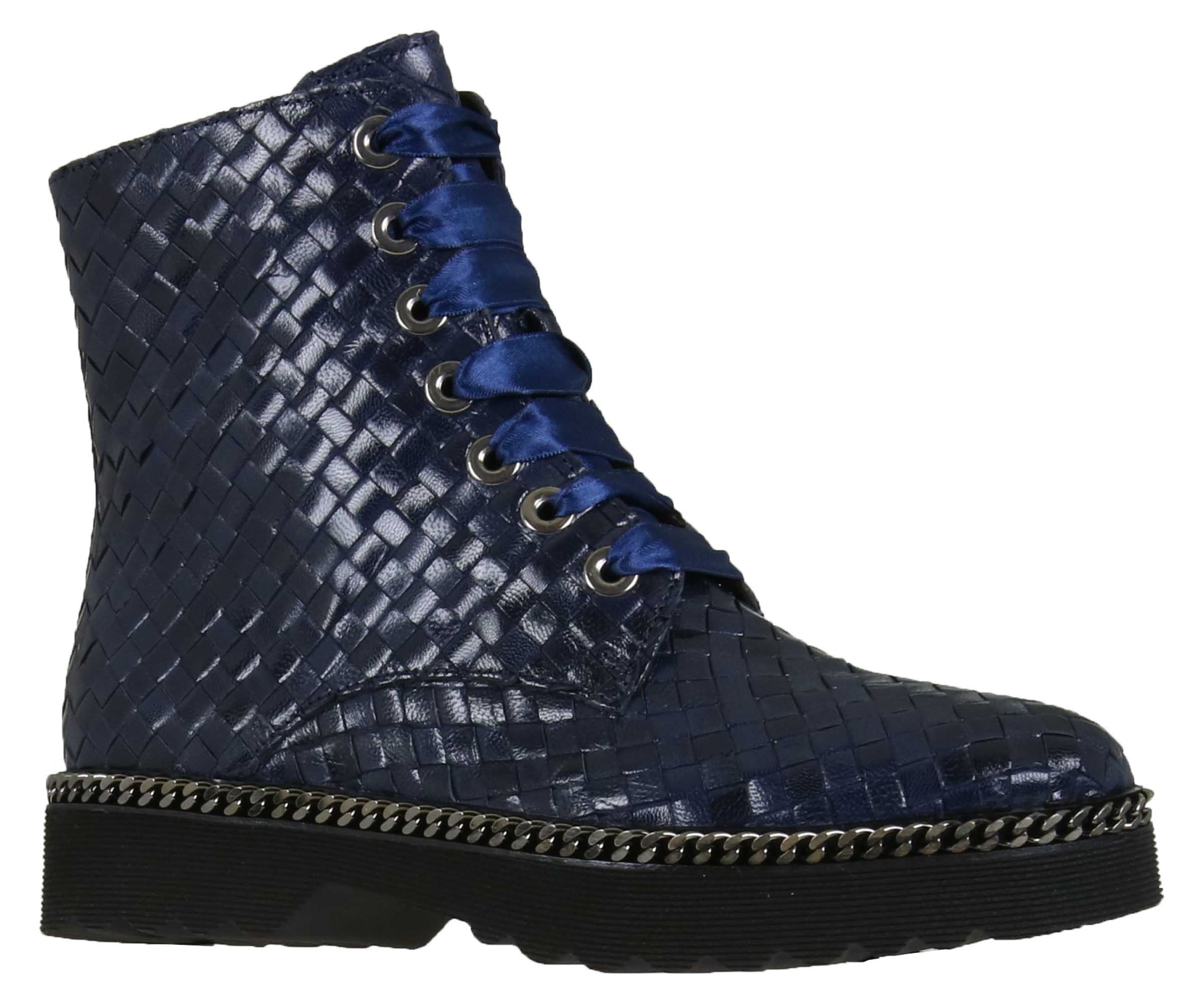 pons quintana ankle boots 7375 Blue by
