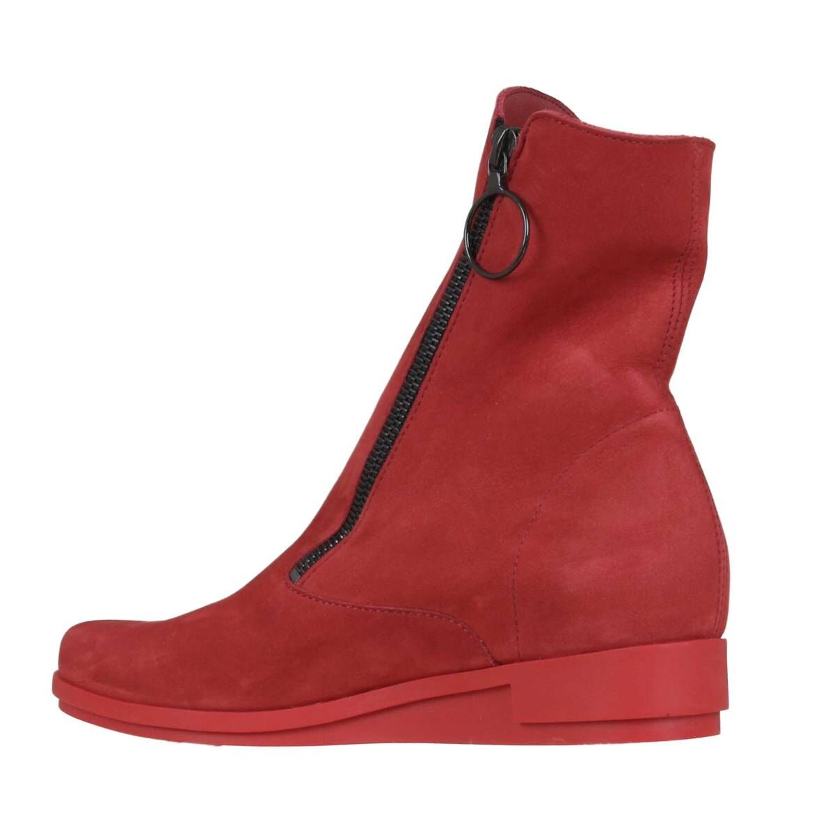 Arche ankle boots DAYMON red at Penninkhoffashion.com