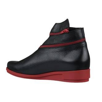 Arche ankle boots DAYROL Black by Penninkhoffashion.com