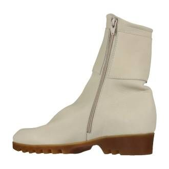 Arche ankle boots JIMAKO Cream White by Penninkhoffashion.com