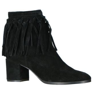 Evaluna Ankle boot Evaluna crosta nero 5903