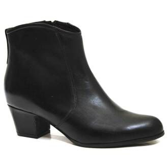 Evaluna Ankle boot Evaluna vitello nero EL5000-03
