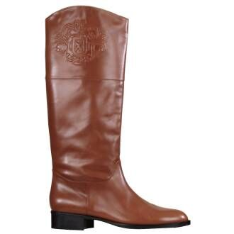 Dyva Boot Dyva vitello cuoio 5189