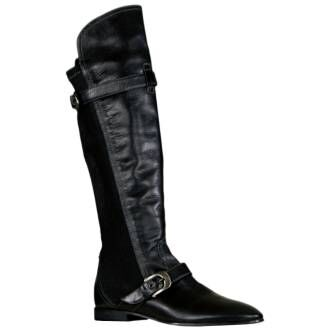 Luca Mode Boot Luca Mode bolero nero XENA
