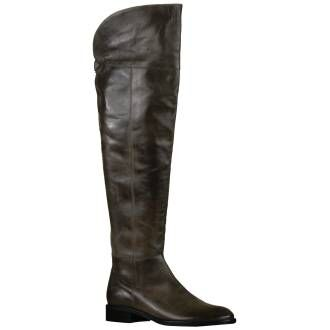 Angelo Bervicato boots 0478 grey at Penninkhoffashion.com