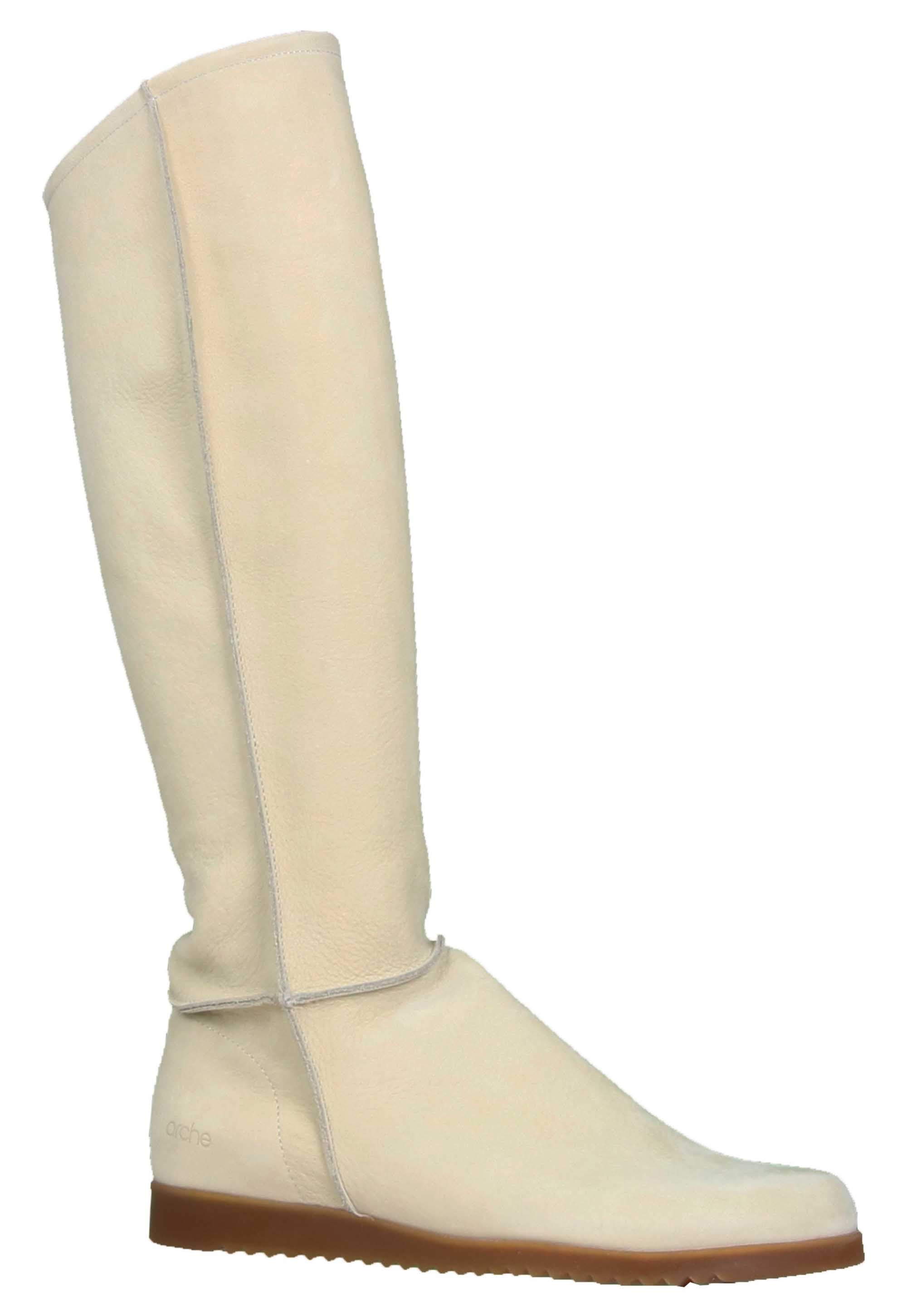 Arche boots BAOWEM Cream White by