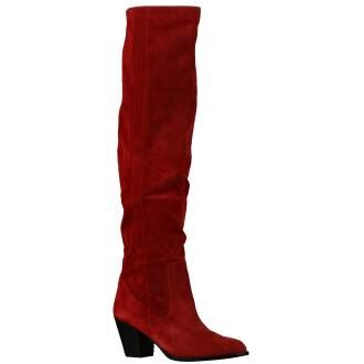 moonflower Boot moonflower crosta rosso 581 7288