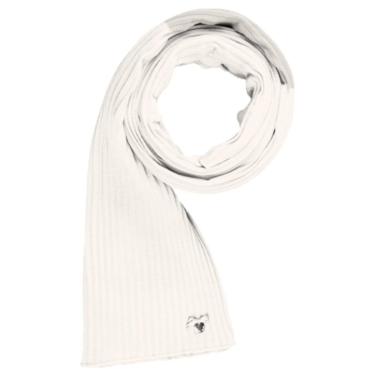 Marc Cain scarves KCB415 J40 off white at Penninkhoffashion.com