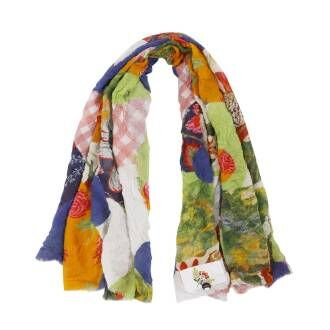 High scarves INVENTIVE 790695 Multi color by Penninkhoffashion.com