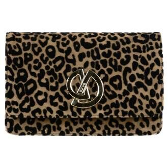 Dyva Bag Dyva leopardo D105